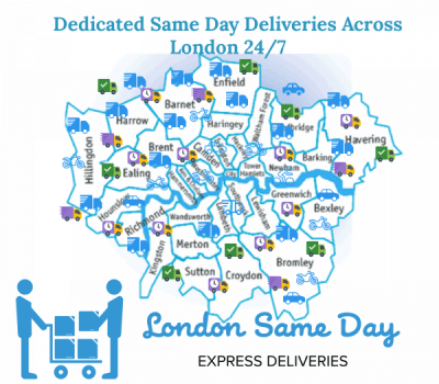 Couriers London